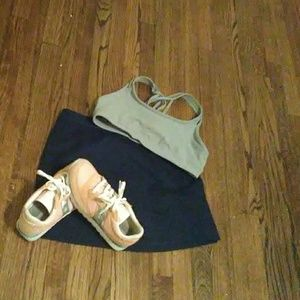 Adidas athletic skirt Small